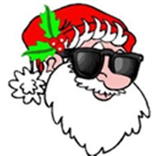 Stingray Santa